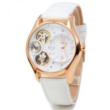 30M Waterproof  W8348 Stainless Steel Eyki Watch Mechanical Quartz Watch for Woman UT47-005