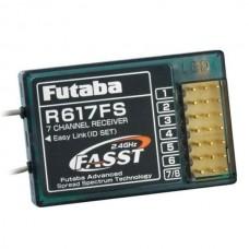 Original Futaba R617FS 2.4GHz FASST 7 Channel Receiver RX