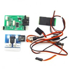 Cyslops Easy OSD FPV System GPS Pilot View Voltages Amps Telemery