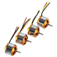XXD A2212 1000KV Brushless Motor for Quadcopter Multicopter 4-Pack
