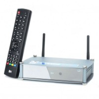 K355I High Definition 1080P HDMI HDD Network Media Player WiFi LAN /Coaxial/Optical/CVBS
