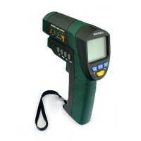 MS6550A Infrared Non Contact Thermometer Laser Gun 9V USB  D/S 50:1