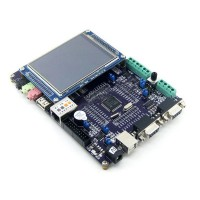 "STM32 STM32F103VCT6 Board+MP3+USB+CAN + 3.2"" Touch TFT LCD"