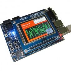 """STM32F103VET6 ARM Cortex-M3 Development Board + 2.4"""" TFT LCD"""