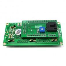 UART Serial 16*2 Characters LCD Screen