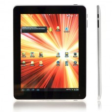 Android 2.3 Tablet 9.7 inch IPS Screen Rockchip 2918 1.2GHz Cpu 8GB Memory High Recommand