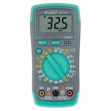 Pro'skit MT-1210 Economy 3 1/2 LCD Backlight Digital Multimeter