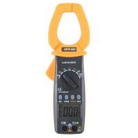 Portable LCD Display Digital Multimeter VICTOR 6016C 3 1/2 AC Digital Clamp Meter