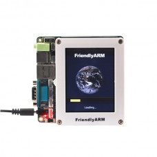 ARM9 Mini2440 S3C2440 Board + 3.5 Touch Screen LCD