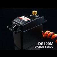 Power HD Digital Metal Gear Servo 56g/12.8kg-cm Torque DS-120M