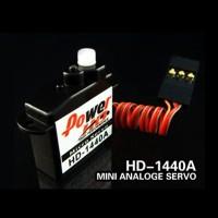 Power HD Sub-Micro Servo 4.3g/ 0.8kg.cm Torque HD-1440A