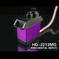 Power HD Digital Servo 15.8g/ 4.6Kg-cm Torque HD-2213MG