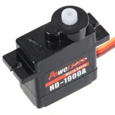 Power HD Mini Size High Speed Analog Servo 9g HD-1900A