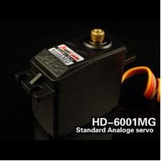 Power HD Standard Size Analog Metal Gear Servo (HD-6001MG)