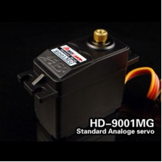 Power HD Metal Gear Analog Servo 56g/.16sec HD-9001MG