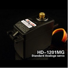Power HD Standard Metal Gear Analog Servo 13.2kg.cm HD-1201MG