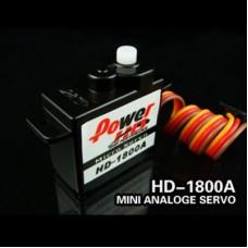 Power HD High Speed Micro Analog Servo 8g (HD-1800A)