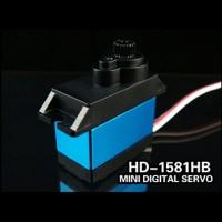 Power HD 12.3g/ 2.6Kg-cm Torque Aluminum Digital Servo (HD-1581HB)
