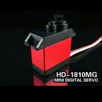 Power HD 15.8g/ 3.9Kg-cm Torque Mini Digital Servo (HD-1810MG)