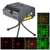 MN002-D4A R/G Stage Laser Light+Laser Stage Lighting +Tripod +AC Power Supply