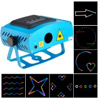 RGY Full Color Programmable Stage Laser Light+Tripod+AC Power Supply