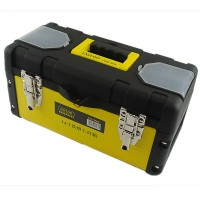 "14"" Portable Storage Box Tool Kit Case Miyo Detachable Multi-function Bag Tool Suitcase"
