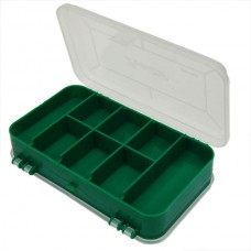 Transparent 13 Slots Storage Box Tool Kit Case Double Doors Miyo Detachable Multi-function Box