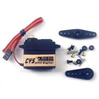 CYS S8201 64G/20KG/Metal Shell & Gear Coreless Motor Digital Servo