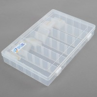 Transparent 36 Slots Storage Box Tool Kit Case Miyo Detachable Multi-function Box