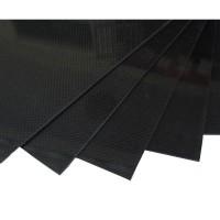 400mm*500mm 3.0mm Carbon Fiber Plate Sheet 3K Twill