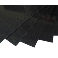 400mm*500mm 3.0mm Carbon Fiber Plate Sheet 3K Twill