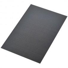 200mm*300mm 1.0mm Carbon Fiber Plate Sheet 3K Twill