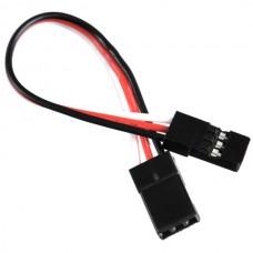 10cm Servo Extension Lead Wire Cable Malt to Male 10pcs
