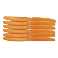 GWS GWPRO001(HD1260) 12x6 Hyper Drive Propeller for RC Airplane 6pcs