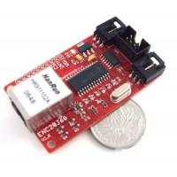 Arduino ENC28J60 LAN Network Shield Module
