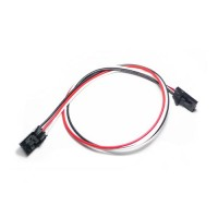 3pin Analog Sensor Cable for Arduino Shield Sensor Module 100cm 5pcs