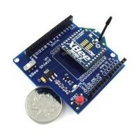 Arduino XBee Series2 Zigbee Kits V3.0 Shield + 2mW Series-2 Zigbee 120M