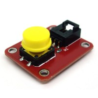 Arduino Big Push Button Switch V2.0 Module for Sensor Shield