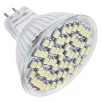 MR16 12V LED Bulb 60 LEDs Light Lamp