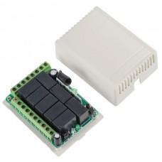 8 Channels Super 12V  Mini Universal Remote Controller