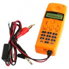 Senter ST220B Mini Telephone Line Tester Network Cable Tester