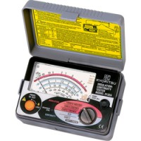 Kyoritsu 3132A Insulation Tester Fuse Protected