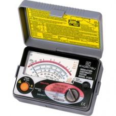 Kyoritsu 3132A Insulation Tester Fuse Protected