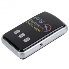65-Channel Car Navigation and Tracking Bluetooth GPS Receiver + Data Logger