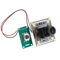 "1/3"" SONY 420TVL, LSI Super HAD Professional Color CCD PAL Board with Button"