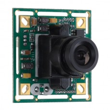 """1/3"""" SONY LSI Super HAD Color Board CCD (NTSC) with Cable"""