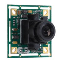 """1/3"""" SONY 420TVL, LSI Super HAD Professional Color CCD PAL Board with cable"""