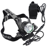 Cree XML-T6 LED Bicycle Bike Light Headlight HeadLamp 1200 Lums