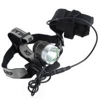 Tactical CREE XML T6 LED Flashlight 18650 Torch Bike Light Headlamp Headlight .