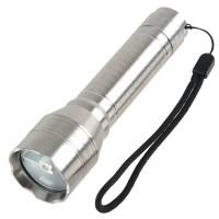 CREE Q4 3-Mode 180-Lumen LED Flashlight Torch w/ Strap NF-C90